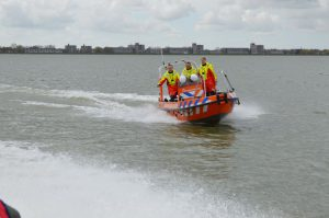 Actie Reddingbootdag